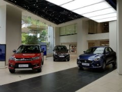 Maruti Suzuki India Sales Up 9% In September