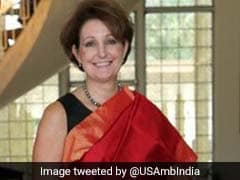 American Envoy To India Needs Help With #SareeSearch For Independence Day