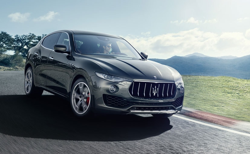 Arjun Kapoor recently bought a Maserati Levante for himself