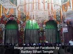 Janmashtami 2018: Devotees Gather In Mathura To Celebrate Janmashtami