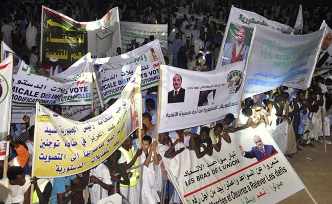 Mauritania Votes To Abolish Senate By Referendum