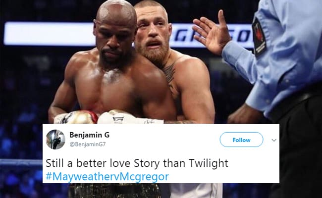 Image result for meme mayweather mcgregor love story