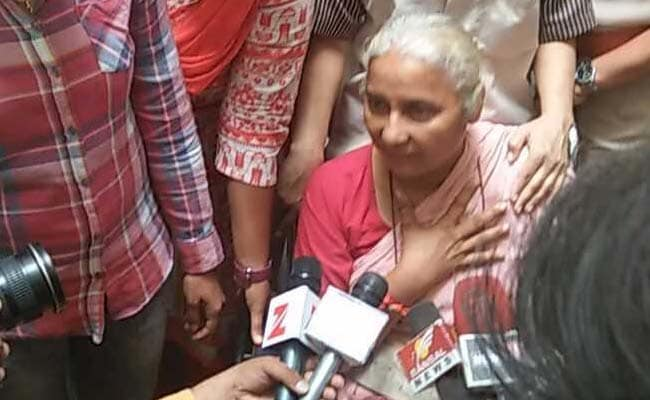 Medha Patkar Arrested On Her Way To Dhar, Sent To Jail