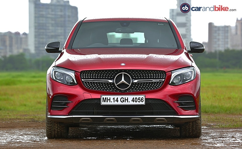 mercedes amg glc 43 coupe review