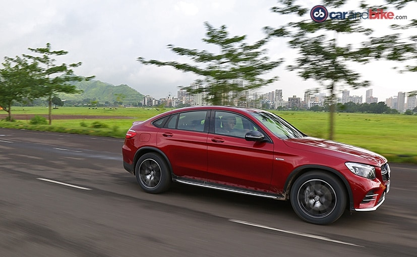 2017 mercedes amg glc 43 coupe review ndtv carandbike. Black Bedroom Furniture Sets. Home Design Ideas