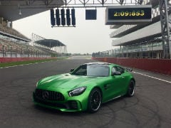 Mercedes-AMG GT R Sets New Lap Record At Buddh International Circuit
