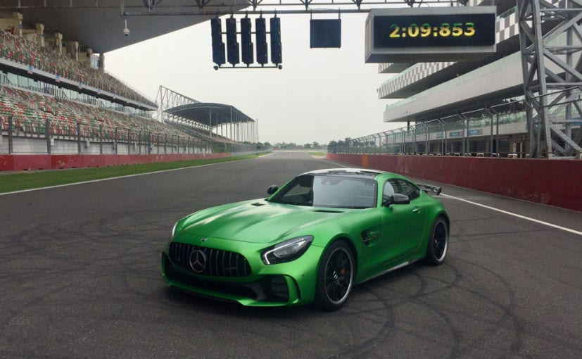 Mercedes Benz launches the GT R priced Rs2.23 crore