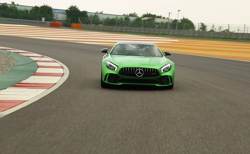 mercedes amg gt r first drive