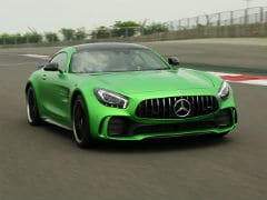 2017 Mercedes-AMG GT R Track Drive Review