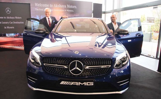 Mercedes Benz India Inaugurates 3s Dealership In Mysore Ndtv