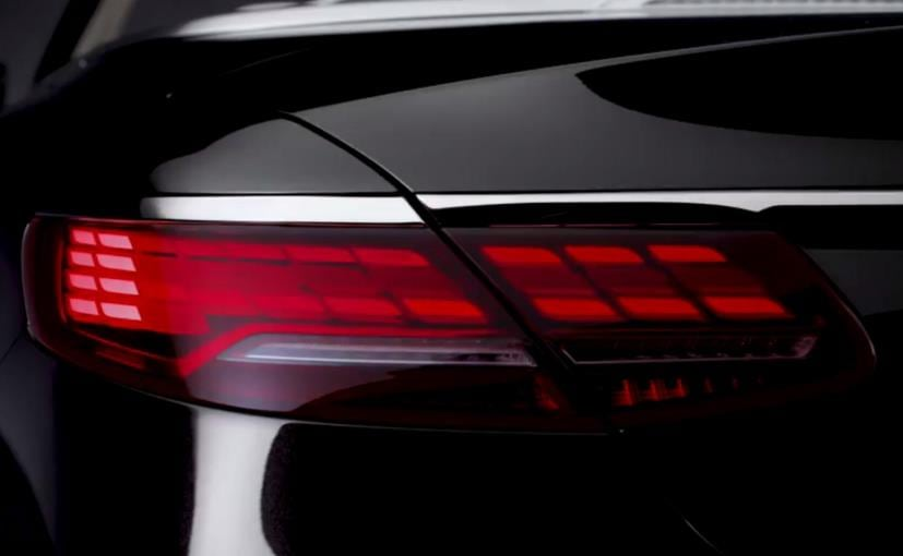 mercedes oled taillamps
