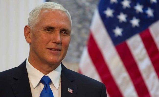 US Vice President Mike Pence Thanks Pakistan PM Abbasi For Release Of Hostages