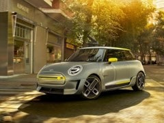 BMW Plans Electric Mini Production In China