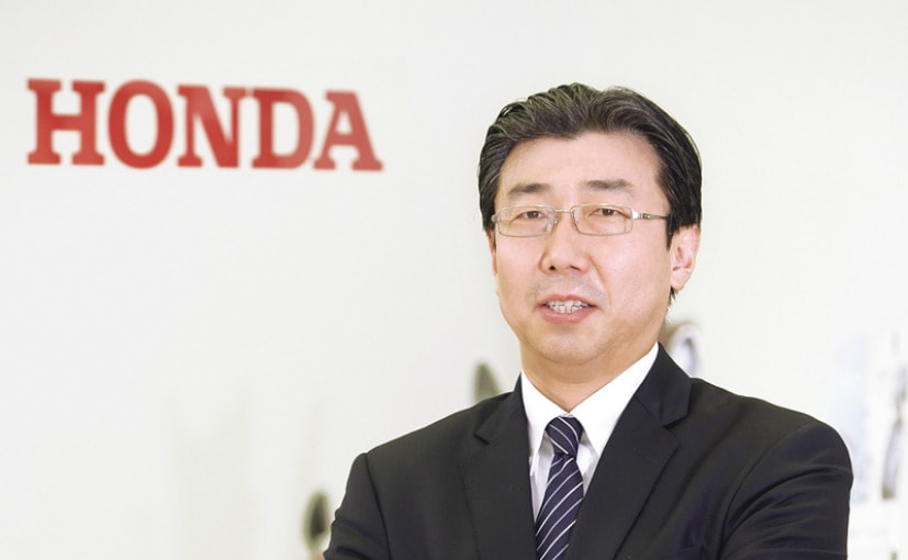 Minoru Kato, Honda Two-Wheelers President and CEO said the new product will be 100 per cent made in India