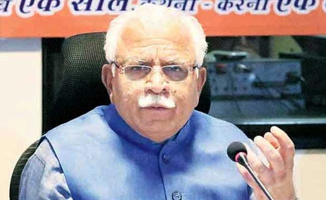 Bhupinder Singh Hooda, Manohar Lal Khattar In War Of Wars