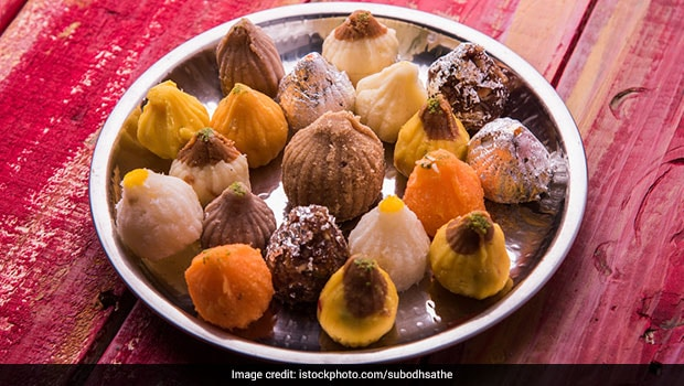 Ganesh Chaturthi 2019: Sugar-Free Modak Recipe Made From Dried Fruits And Nuts