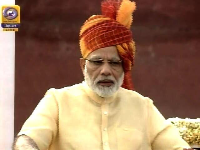 लालकिला से कश्मीर को लेकर बोले पीएम नरेंद्र मोदी, 'न गाली से न गोली से, परिवर्तन होगा गले लगाने से...'