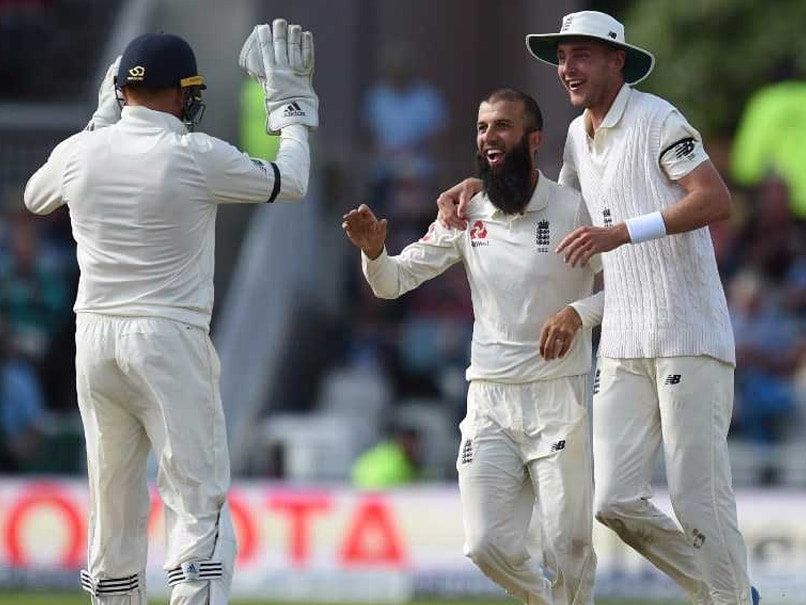 4th Test: Moeen Ali Shines As England Beat South Africa To Clinch Series 3-1