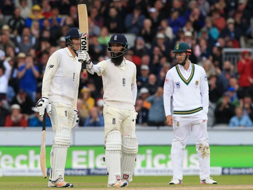 4th Test: Moeen Ali Puts England In Sight Of South Africa Series Win