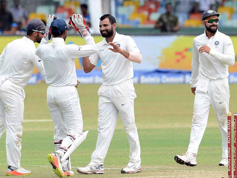 Highlights, Sri Lanka vs India, 3rd Test, Day 2: Sri Lanka 19/1, Trail India By 333 Runs At Stumps