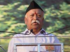 Those Who Revere Cows Don't Resort To Violence: RSS Chief Mohan Bhagwat