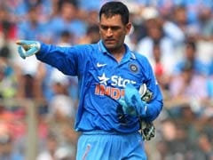 In India vs Sri Lanka ODI, Another MS Dhoni Stumping To Remember