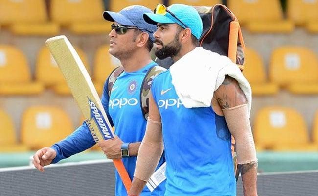 INDvsSL 4th ODI:विराट कोहली ने दिखाया धोनी के प्रति खास सम्मान, बोले-आप हमेशा हमारे कप्तान रहोगे