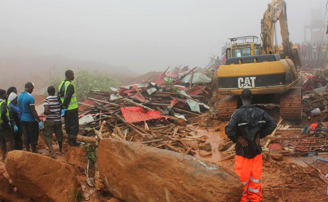 Nearly 400 Bodies Recovered From Sierra Leone Mudslide: Chief Coroner