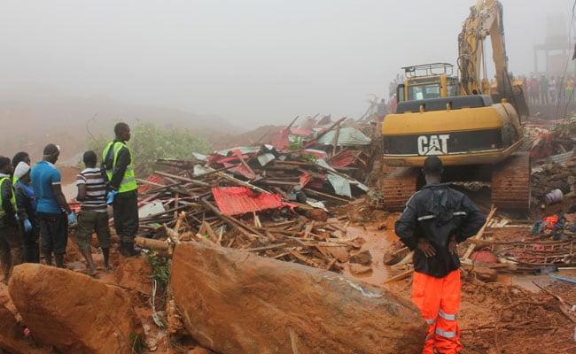 सिएरा लियोन में बाढ़ और भूस्खलन से 1,000 से ज्यादा लोगों की मौत