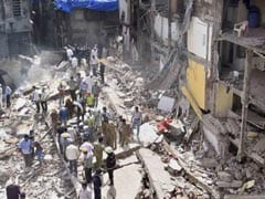 Moments Before Mumbai Building Fell, Man Went In To Collect Belongings