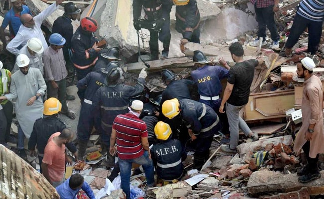 Explosion-Like Sound, Dust Cloud: Dawood Ibrahim's Brother Describes Mumbai Building Collapse