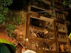 1 Dead, 2 Injured In Building Collapse In Mumbai