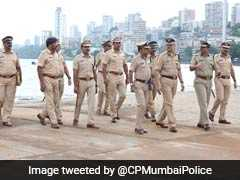 Security Beefed Up In Mumbai With Ganesh Chaturthi Set To Begin