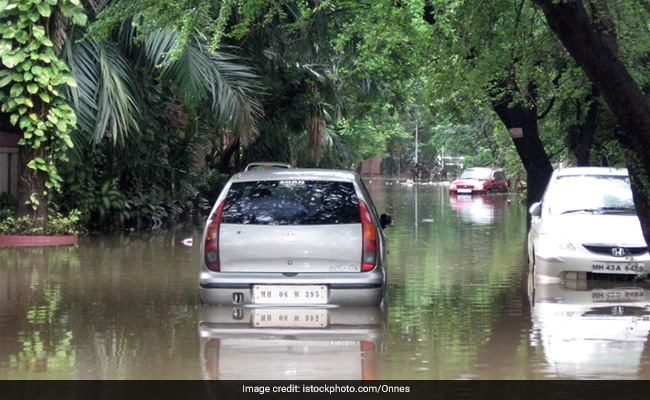 4 Including Young Girl Washed Away In Heavy Rain Near Mumbai