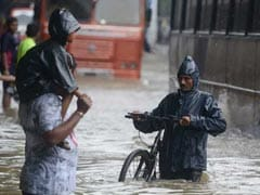 Rain Forces Mumbai To Crawl, Sena Lauds Civic Body For Its 'Preparedness'