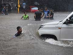At 331.4 mm, Mumbai Gets Heaviest Rainfall Since 2005 Deluge