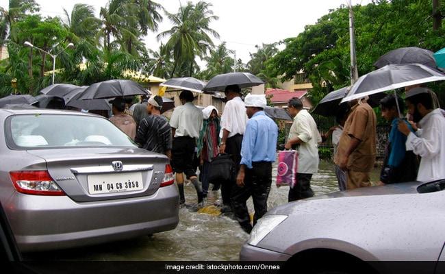 Heavy Rain Leaves Mumbai Stranded, Hospitals Flooded