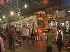 Mumbai Rain: Local Trains Start Running On Central Railway Line