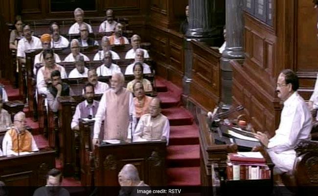 वेंकैया नायडू आजाद भारत में जन्म लेने वाले पहले उपराष्ट्रपति : पीएम नरेंद्र मोदी