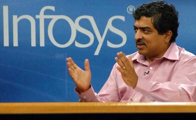 Newly Appointed Infosys Chairman Nandan Nilekani Will Not Draw Any Salary