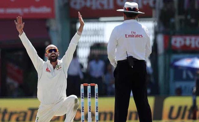 चटगांव टेस्ट में नाथन लियोन ने लिए 13 विकेट, बनाया रिकॉर्ड