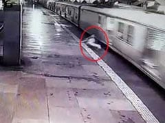Man Falls Off Moving Train, Dies After No Help. Viral Video Prompts Action