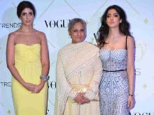 Can't Beat Navya Naveli Nanda And The Bachchans For Glam. Such Wow