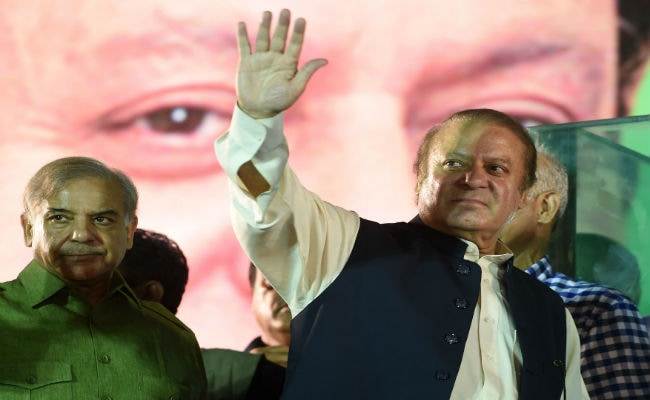 Nawaz Sharif Re-Elected Head Of Ruling Pakistan Muslim League-Nawaz Party