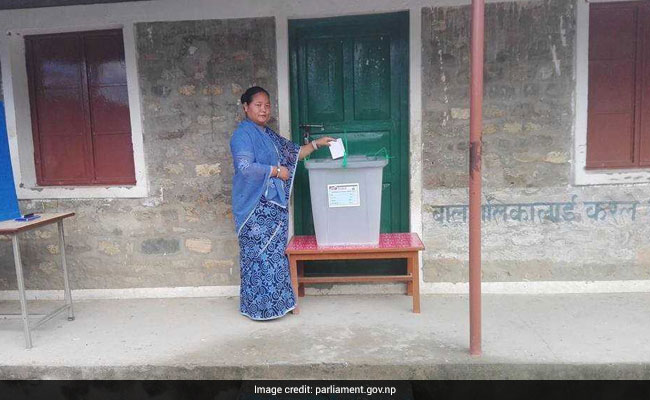As Nepal Votes Today In Historic Elections, Its Citizens Want Stability