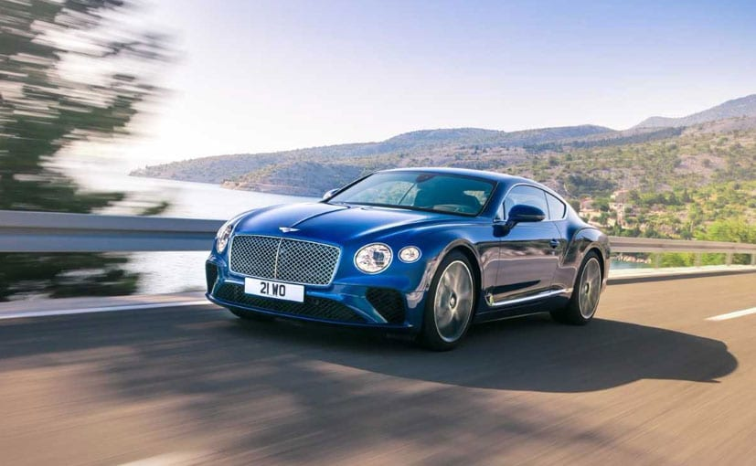 The new Bentley Continental GT combines luxury and technology along with the Grand Touring refinement.
