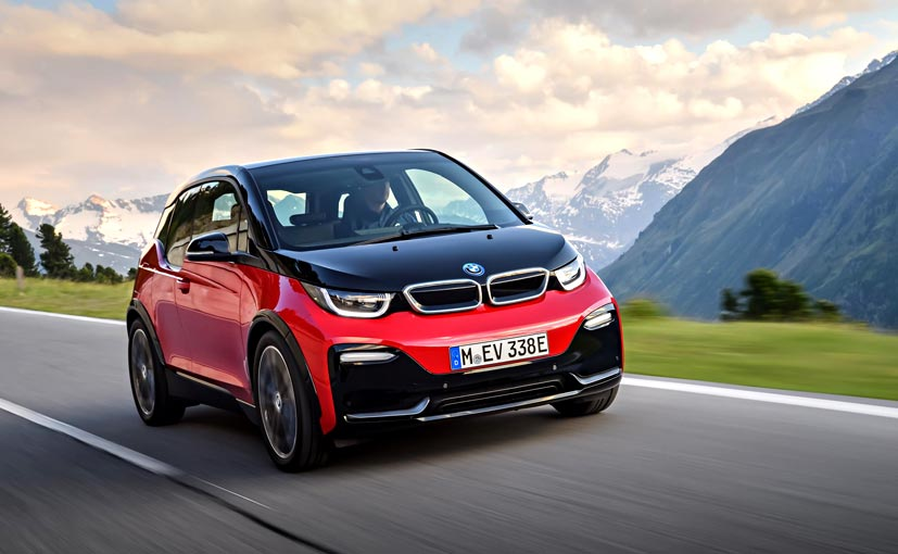 BMW Unveils New i3S Electric Sports Edition Ahead Of Frankfurt Motor Show Debut