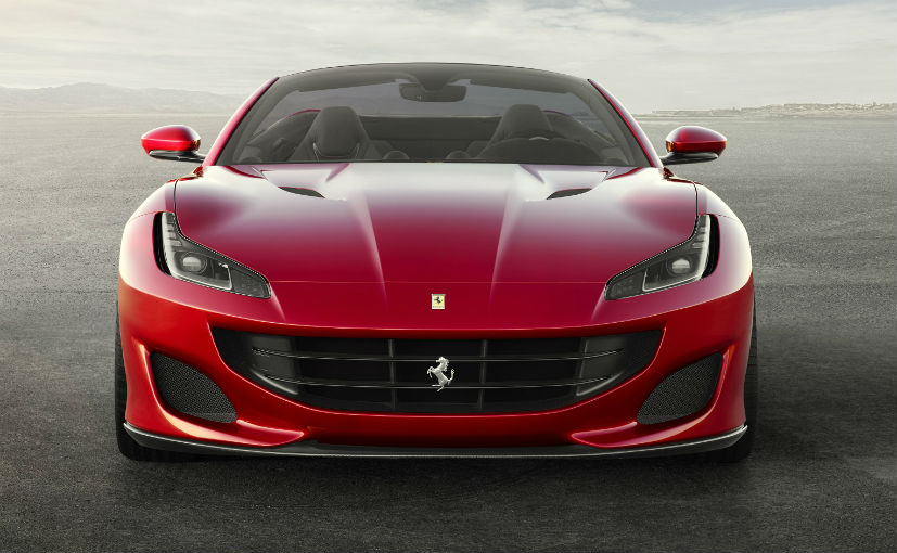 The new Ferrari Portofino will replace the California T and will feature a 592 bhp Twin-Turbo V9 engine