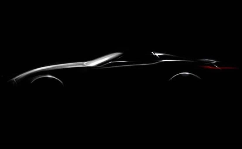 New-Gen BMW Z4 Teased Officially; To Be Unveiled at Pebble Beach