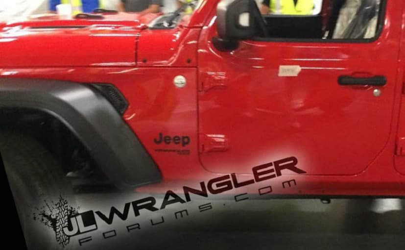 new generation jeep wrangler